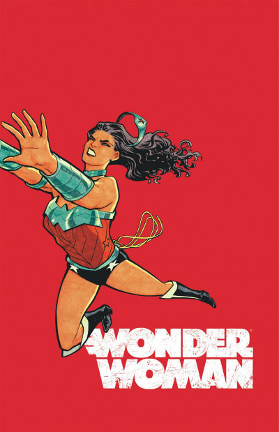 Page 1 Wonder Woman tome 4