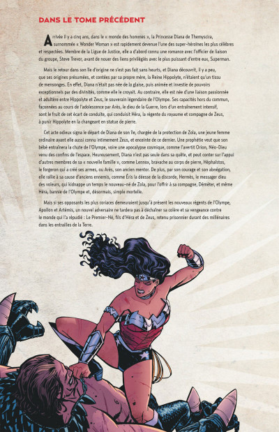 Page 4 Wonder Woman tome 4