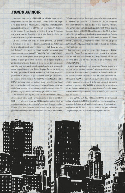 Page 6 Gotham central tome 2
