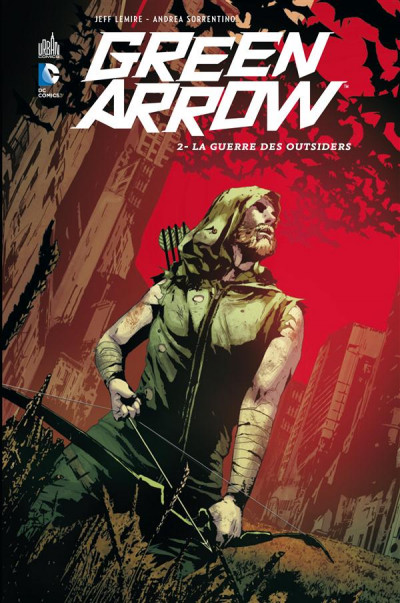Couverture Green Arrow tome 2