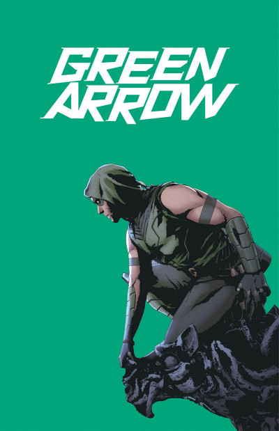 Page 1 Green Arrow tome 2