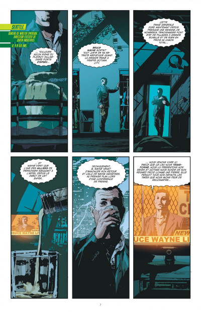 Page 7 Green Arrow tome 2