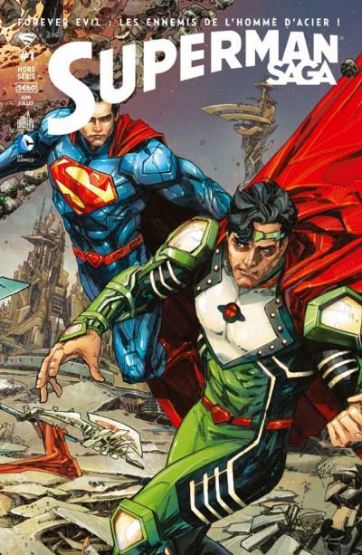 Couverture Superman saga HS tome 1