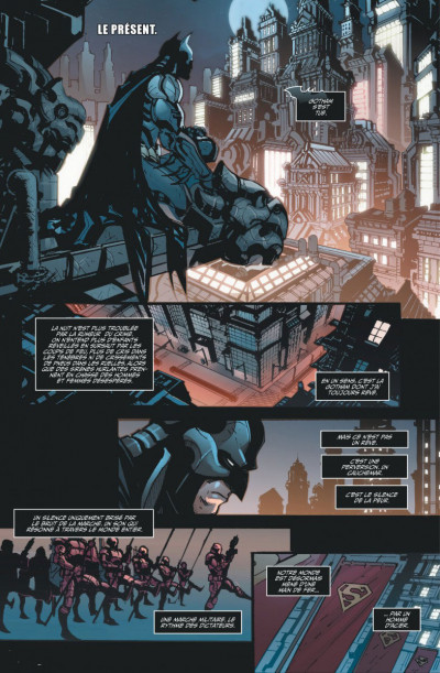 Page 2 Injustice tome 1