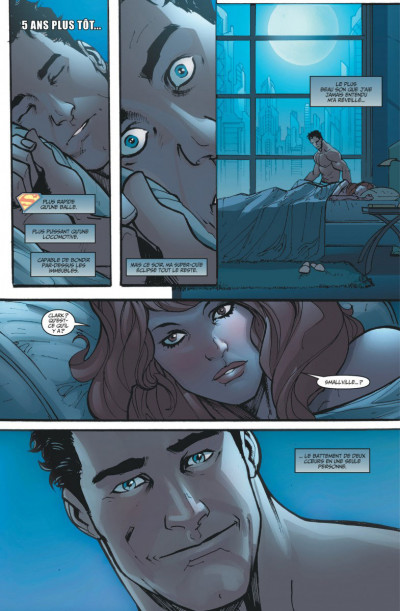 Page 3 Injustice tome 1