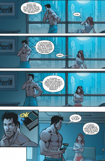 Page 4 Injustice tome 1