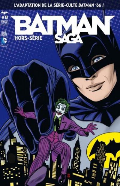 Couverture Batman saga HS tome 8