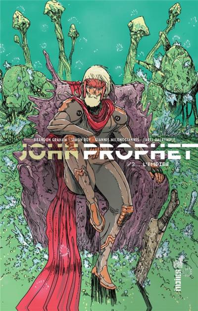 Couverture John Prophet tome 3