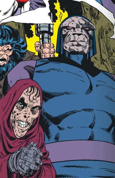 Page 2 la légende de Darkseid