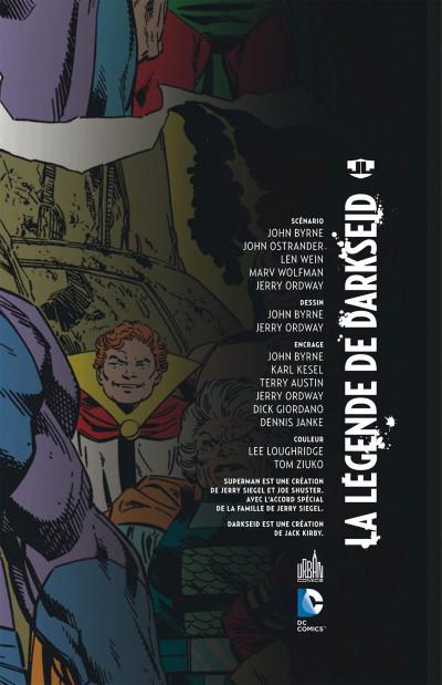 Page 3 la légende de Darkseid
