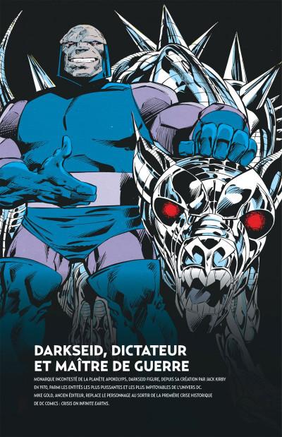 Page 4 la légende de Darkseid