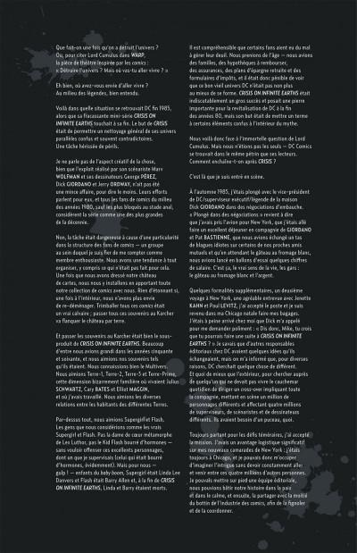 Page 5 la légende de Darkseid
