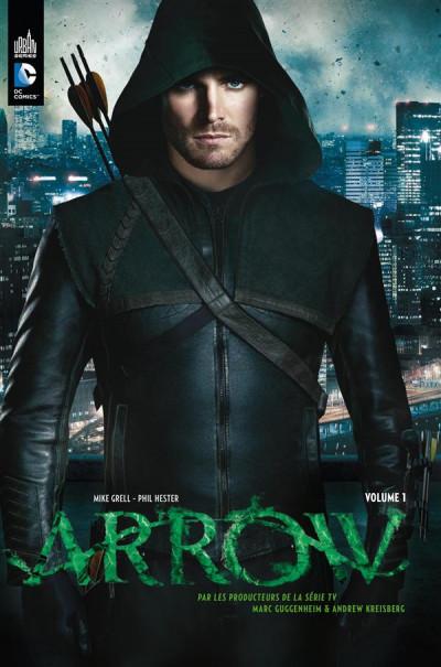 Couverture Arrow, la série TV tome 1