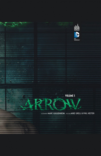 Page 3 Arrow, la série TV tome 1