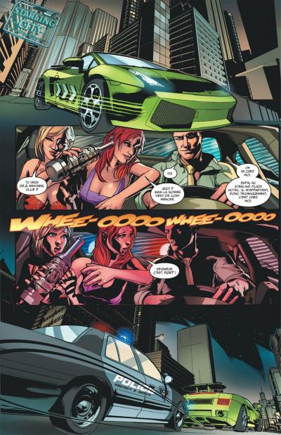 Page 7 Arrow, la série TV tome 1
