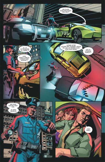 Page 8 Arrow, la série TV tome 1