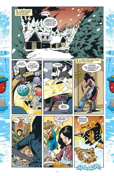 Page 5 fables tome 19 - au pays des jouets (cartonné)