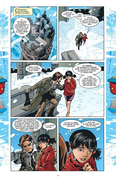 Page 8 fables tome 19 - au pays des jouets (cartonné)