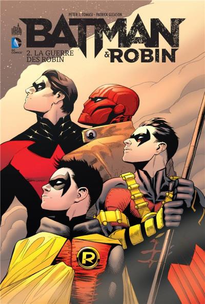 Couverture Batman et Robin tome 2