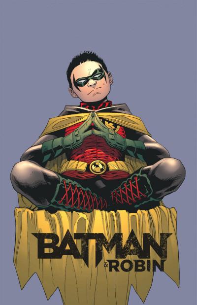 Page 1 Batman et Robin tome 2