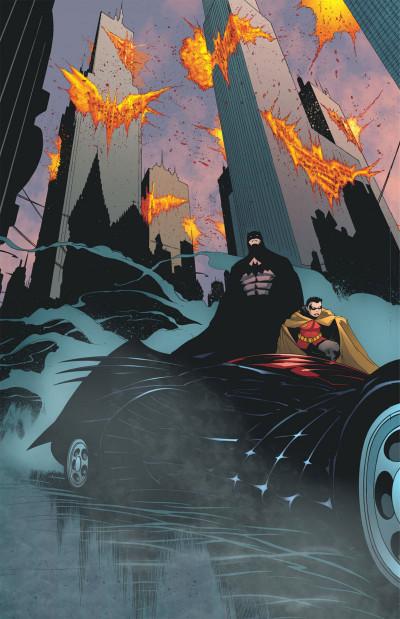 Page 2 Batman et Robin tome 2