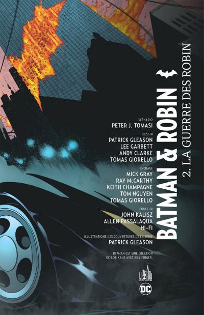 Page 3 Batman et Robin tome 2