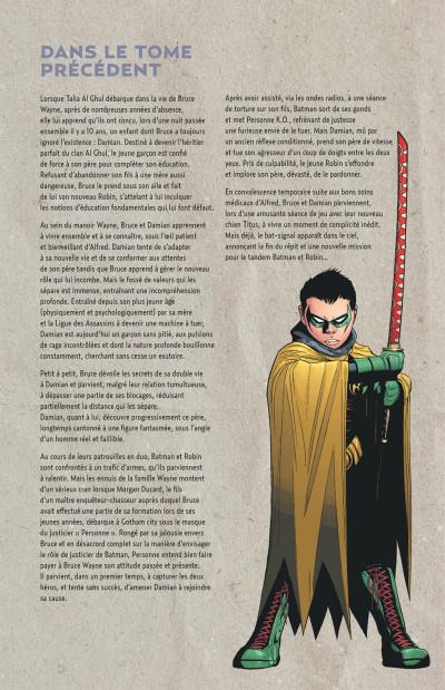 Page 4 Batman et Robin tome 2