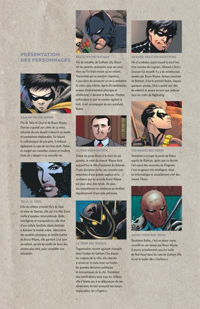 Page 5 Batman et Robin tome 2