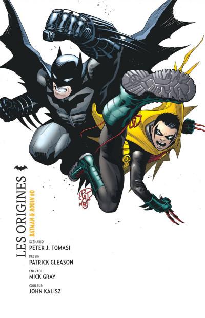 Page 6 Batman et Robin tome 2