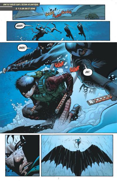 Page 7 Batman et Robin tome 2