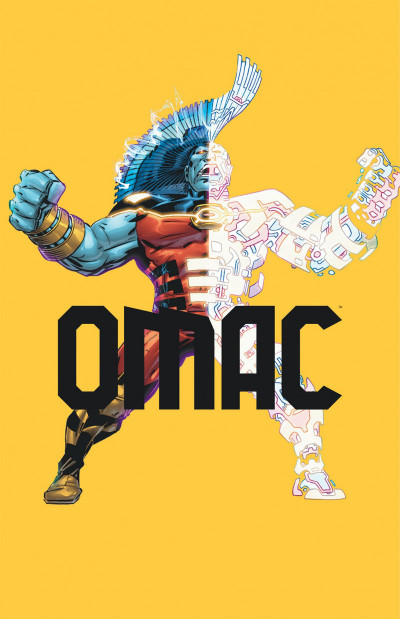 Page 1 OMAC - l'arme ultime