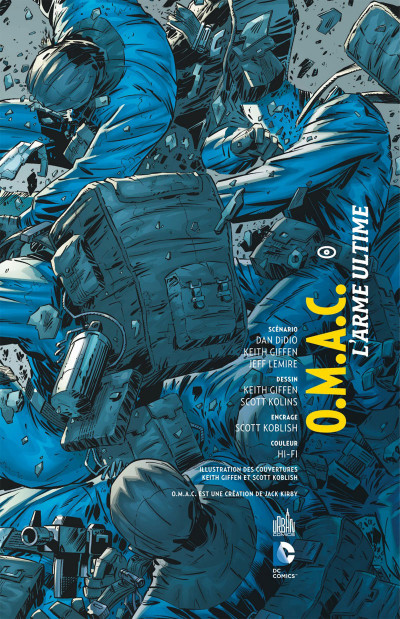 Page 3 OMAC - l'arme ultime