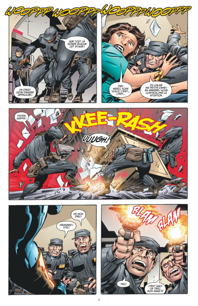 Page 8 OMAC - l'arme ultime