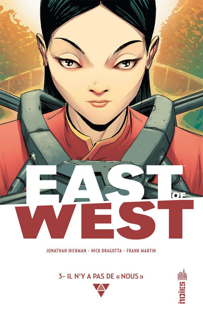 Couverture East of west tome 3