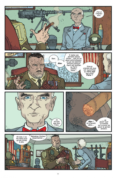 Page 2 Manhattan projects tome 1