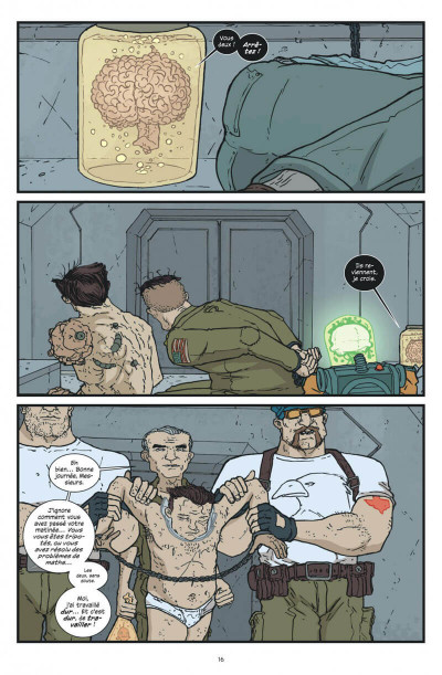 Page 2 Manhattan projects tome 2