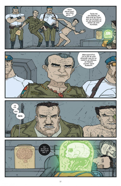 Page 3 Manhattan projects tome 2
