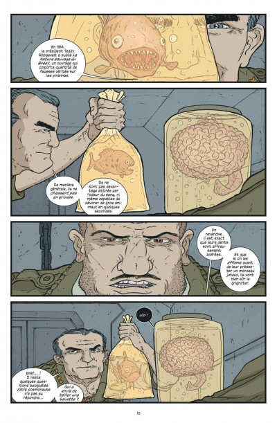 Page 4 Manhattan projects tome 2