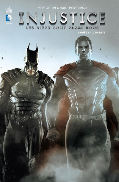 Couverture Injustice tome 2