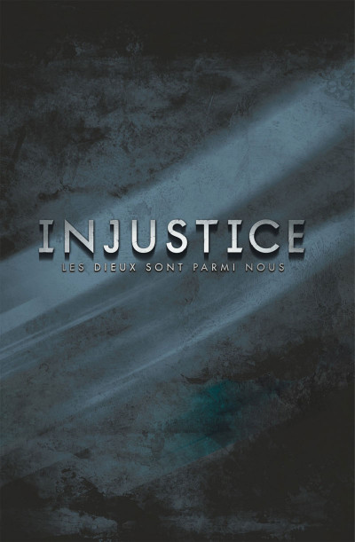 Page 1 Injustice tome 2