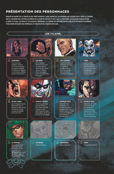 Page 4 Injustice tome 2