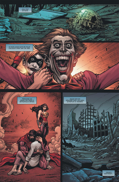 Page 7 Injustice tome 2