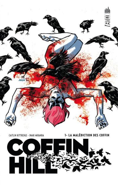 Couverture Coffin Hill tome 1