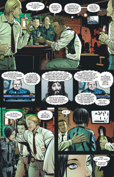 Page 6 Coffin Hill tome 1