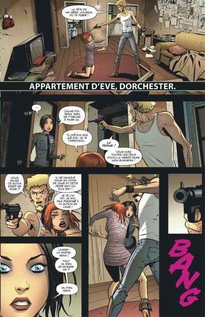 Page 7 Coffin Hill tome 1