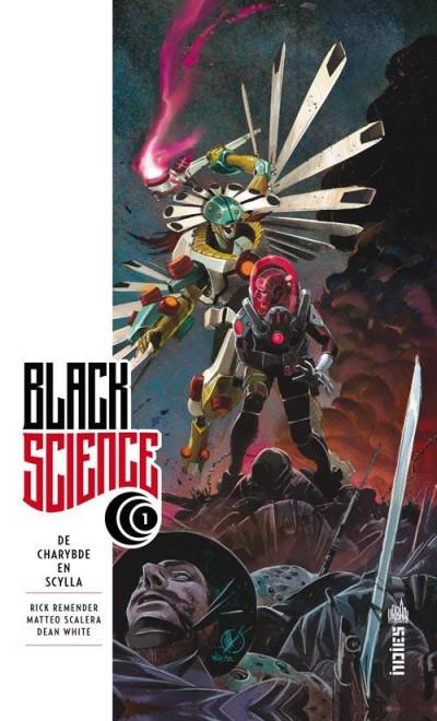 Couverture Black science tome 1