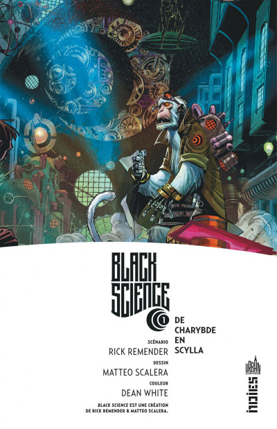 Page 3 Black science tome 1