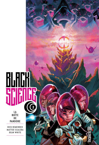 Couverture Black science tome 2