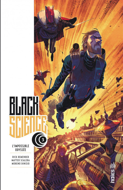 Couverture Black science tome 3