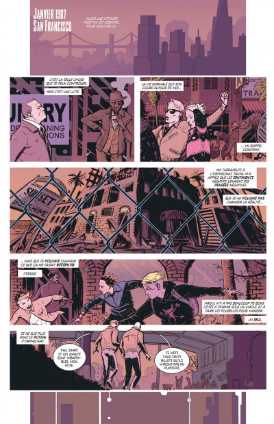 Page 7 Deadly Class tome 1